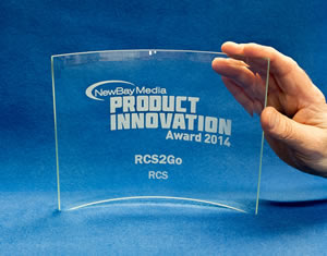 January 2015: 2014 New Bay Media Product Innovation Award
