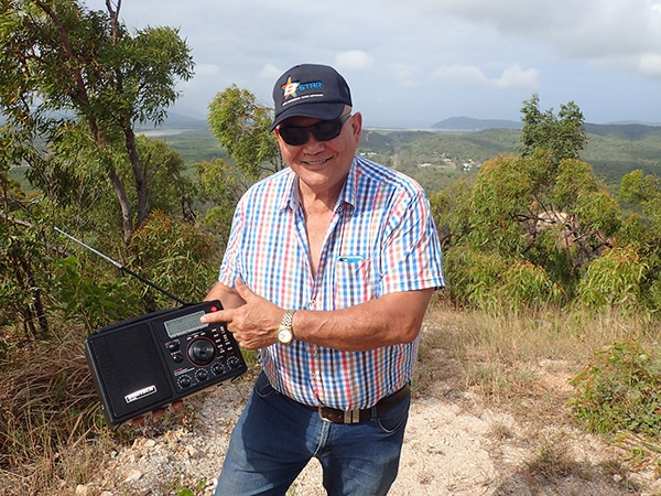 October 2016: IP Audio in the Outback