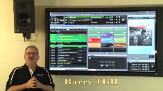 May 2014: Barry Hill